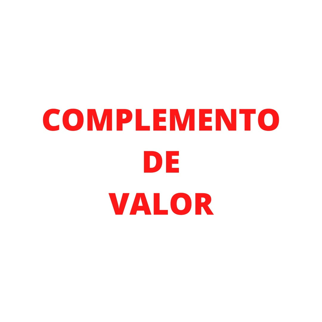COMPLEMENTO DE VALOR - MARIA SANTOS (J)