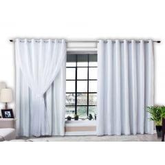 Kit cortinas cliente Ciele (ver descrição) WM